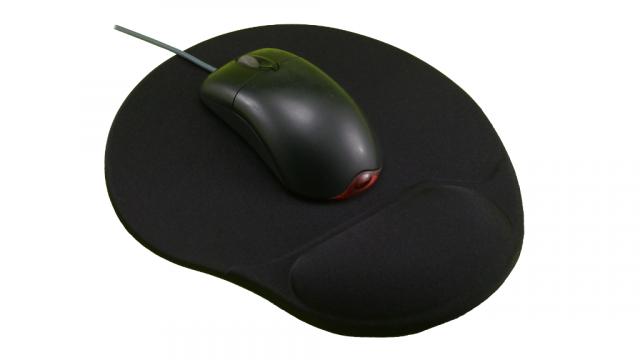 Softgel  Ergonomisk musmatta med mus